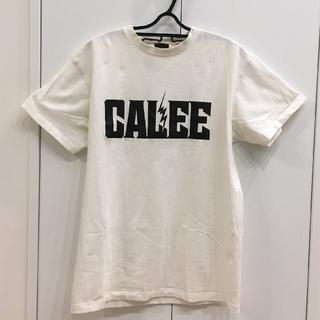 キャリー(CALEE)のキャリー (CALEE) 半袖Tシャツ(Tシャツ/カットソー(半袖/袖なし))