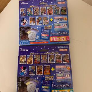 セガ(SEGA)のSEGAドリームスイッチ専用ソフトセット(知育玩具)