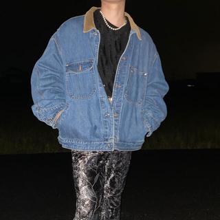 ポロラルフローレン(POLO RALPH LAUREN)の80s vintage polo denim jacket(Gジャン/デニムジャケット)