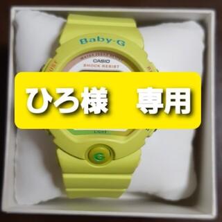 ベビージー(Baby-G)のCASIO BABY-G(BG-6903) レディース 腕時計(腕時計)