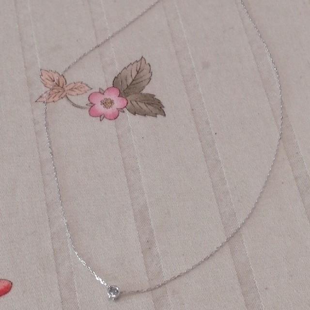 4℃(ヨンドシー)の4℃ 18k  ネックレス レディースのアクセサリー(ネックレス)の商品写真