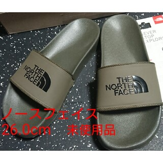 THE NORTH FACE - 26.0cm(未使用)ノースフェイス ベースキャンプ スライド 2