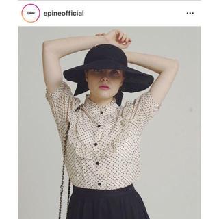 snidel - epine エピヌ ハート フリル ブラウス🍒