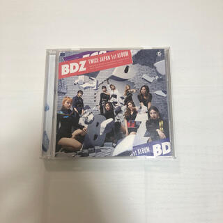 ウェストトゥワイス(Waste(twice))のTWICE BDZ アルバム(K-POP/アジア)