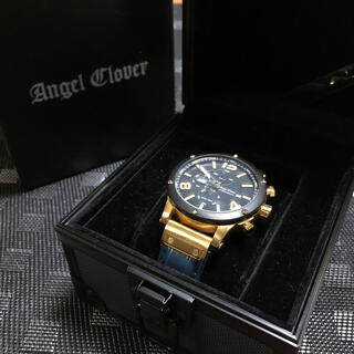 【美品】Angel clover エンジェルクローバー 腕時計 クォーツ