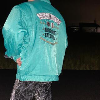 Jieda - ✔︎90s vintage reversible bomber jacket