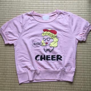 エムズエキサイト(EMSEXCITE)のEMSEXCITE ♡Tシャツ(Tシャツ(半袖/袖なし))