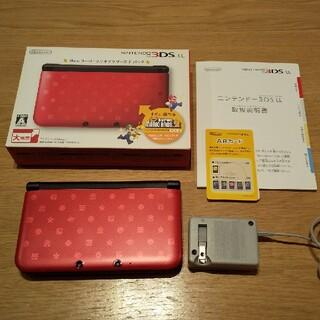 ニンテンドー3DS - 【充電アダプタ付】3DS LL スーパーマリオブラザーズ 2 パック