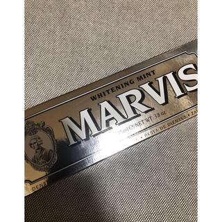マービス(MARVIS)のMARVIS マービス 歯磨き粉 75ml(歯磨き粉)