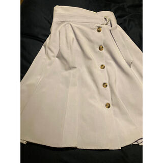 ファビュラスアンジェラ(Fabulous Angela)のレディーススカート(ひざ丈スカート)