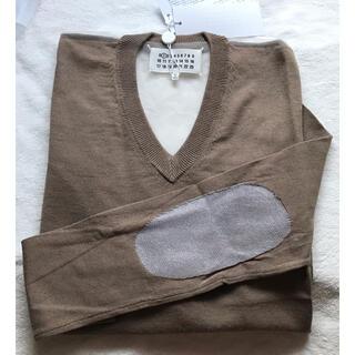 マルタンマルジェラ(Maison Martin Margiela)のマルジェラ 新品!背中チュールニット(ニット/セーター)