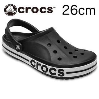 crocs - 【新品】クロックス バヤバンドクロッグ ブラック 26センチ 正規品