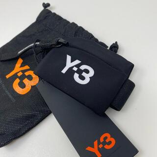 Y-3 - 新品☺︎Y-3 ミニリストウォレット ブラック ヨウジヤマモト 黒 コインケース