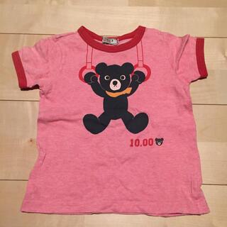 ダブルビー(DOUBLE.B)のダブルビー ミキハウス Tシャツ(Tシャツ/カットソー)