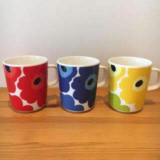 marimekko - マリメッコ マグカップ ウニッコ 3個セット【新品】
