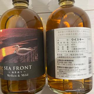 江井ヶ嶋 シーフロント ブレンデッド(ウイスキー)