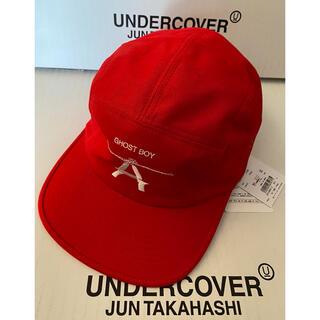 アンダーカバー(UNDERCOVER)の★新品未使用★ undercover  (キャップ)