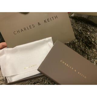 チャールズアンドキース(Charles and Keith)の【SALE】チャールズアンドキース ショッパー&BOXセット(ショップ袋)