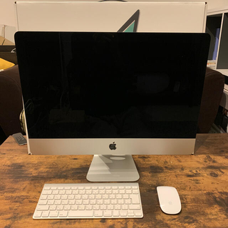 Mac (Apple) - iMac 21.5インチ