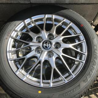 トヨタ - ノア80系WxBハイブリッドBBS製純正ホイールタイヤ4本セット