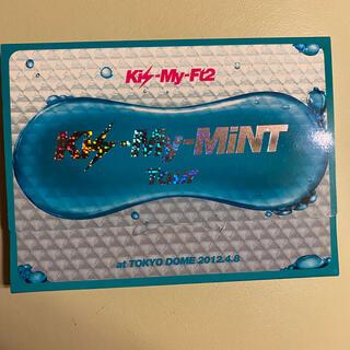 キスマイフットツー(Kis-My-Ft2)の(最終値下げ)Kis-My-MiNT Tour at 東京ドーム(ミュージック)