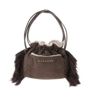 アリシアスタン(ALEXIA STAM)のALEXIASTAM Reversible Drawstring Bag (ショルダーバッグ)