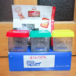コカコーラ(コカ・コーラ)のコカ・コーラ コカコーラ COCACOLA ハウスポット 小物入れ 菓子入れ(容器)