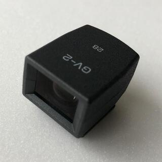 RICOH - RICOH リコー 外部ミニファインダー GV-2