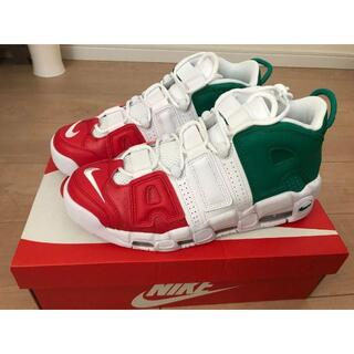 27.5 NIKE AIR MORE UPTEMPO 96 ITALY QS(スニーカー)