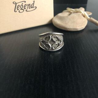 goro's - 定価33960円 廃盤 希少 legend シルバーリング  指輪