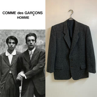 コムデギャルソン(COMME des GARCONS)のCOMME des GARCONS HOMME 80s デカオム ジャケット M(テーラードジャケット)