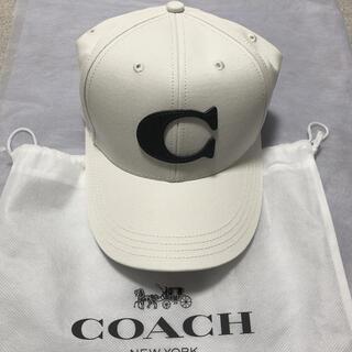 コーチ(COACH)のCOACH キャップ 新品(キャップ)