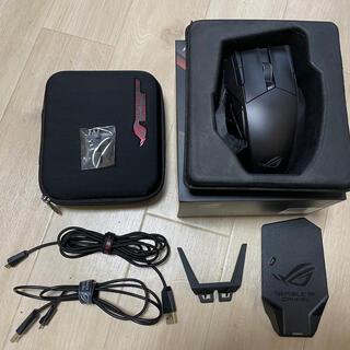 エイスース(ASUS)のROG SPATHA  ゲーミングマウス(PCパーツ)
