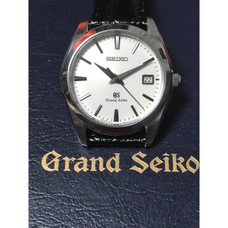 Grand Seiko - 美品❗️グランドセイコー GRAND SEIKO 新品 バネ棒 バンド