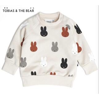 キャラメルベビー&チャイルド(Caramel baby&child )のtobias & the bear ミッフィー コラボスウェット2-3y(パンツ/スパッツ)