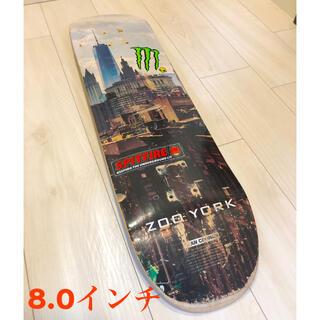スケートボード 8.0 ZOOYORK(スケートボード)