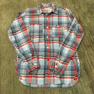 エンジニアードガーメンツ(Engineered Garments)のエンジニアードガーメンツ チェックシャツ(シャツ)