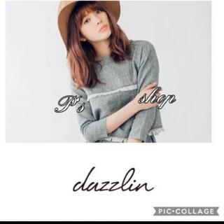 dazzlin - ダズリン フリンジプレオーバー