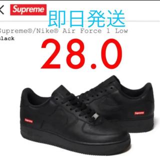 Supreme - supreme af1 エアフォース 1 新品 店舗購入品
