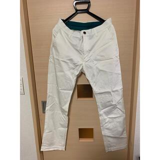 ブラウニー(BROWNY)の白ホワイト パンツ(デニム/ジーンズ)