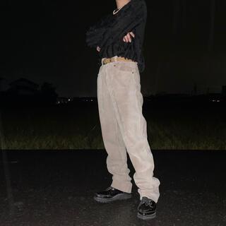 ジョンローレンスサリバン(JOHN LAWRENCE SULLIVAN)の✔︎90s leather pants(その他)