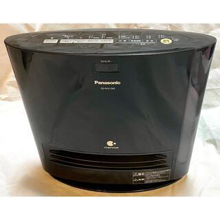 パナソニック(Panasonic)の☆ パナソニック セラミックファンヒーター ブラック DS-FKX1205-K(ファンヒーター)