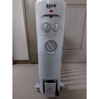 デロンギ(DeLonghi)の11月24日迄掲載 ZASS  オイルヒーター ZR1208T(オイルヒーター)