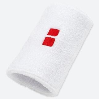 ユニクロ(UNIQLO)の新品 ユニクロ テニスリストバンド 錦織、フェデラー(その他)