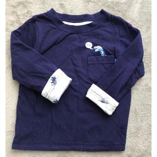 ベベ(BeBe)のBeBe カットソー シャツ(Tシャツ/カットソー)