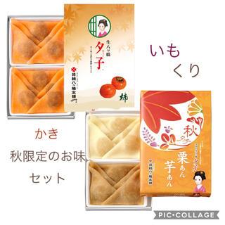 生八ツ橋 2箱 季節のお味(菓子/デザート)