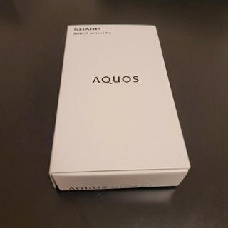 SHARP - 【SHARP】AQUOS sense4 lite  ブラック(楽天モデル)