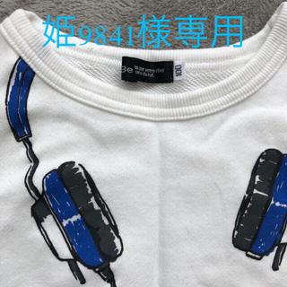 ベベ(BeBe)のBeBe トレーナー(Tシャツ/カットソー)