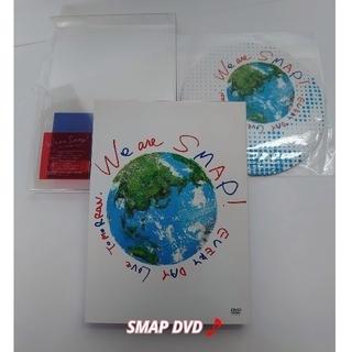 スマップ(SMAP)の【5】SMAP We are Smap! Live DVD(ミュージック)