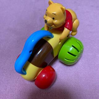 プーさん おもちゃ 車 がらがら(知育玩具)